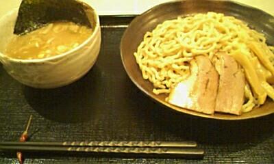 つけ麺て、