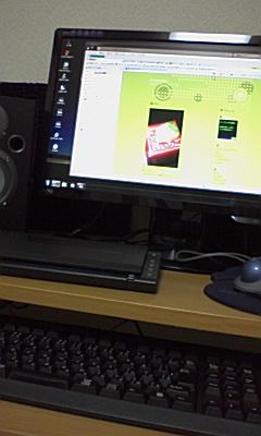 新パソコン☆