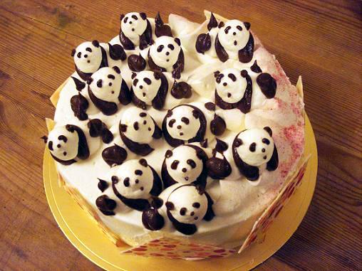 誕生日にはこんなケーキがほしいなー