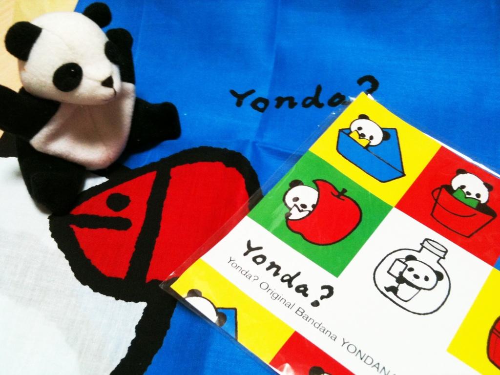 Yonda?